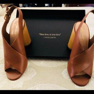 Vince Camuto block heels
